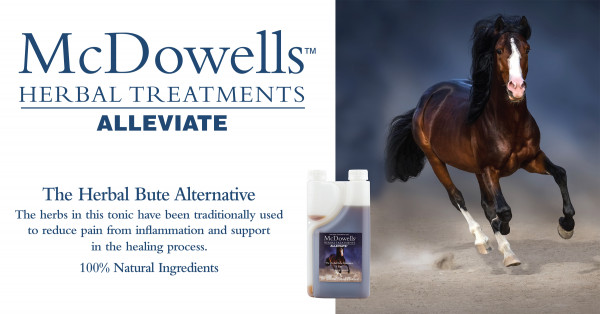 Treatments for Horses - McDowell's Herbal Treatments